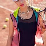 Tenisz lecke