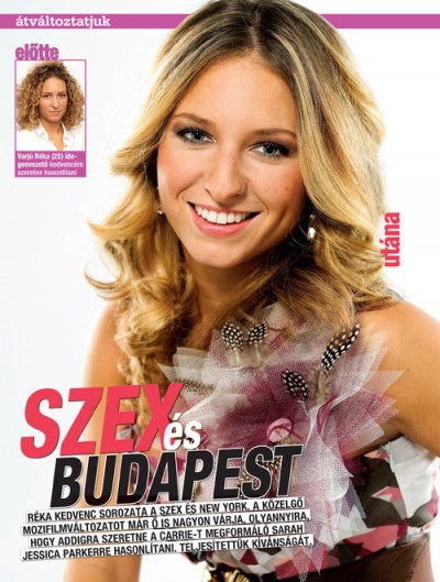 Joy Makeover – Szex és Budapest