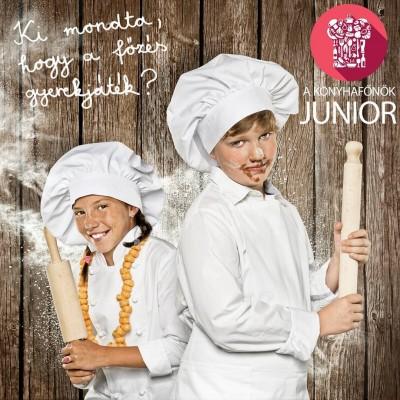 RTL Klub A könyhafőnök junior